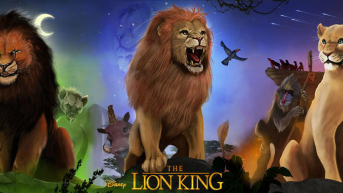 The Lion King English Animated Film Rating 35 Filmgappa